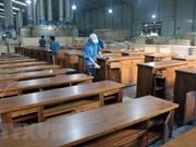 Vietnam prevé cumplir ingresos por exportación maderera en 2018