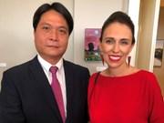 Visita de premier vietnamita a Nueva Zelanda: muestra de voluntad de fortalecer cooperación multifacética