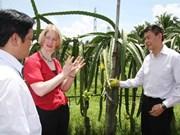 Vietnam y Nueva Zelanda dirigen hacia intercambio comercial de mil 700 millones de dólares