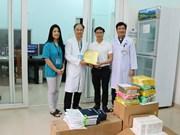 Médicos estadounidenses ofrecen exámenes gratuitos a personas de escasos recursos de Quang Tri