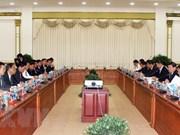 Ciudad Ho Chi Minh y Phnom Penh buscan consolidar cooperación