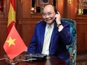 Premier de Vietnam sostiene conversación telefónica con gobernadora de Nueva Zelanda