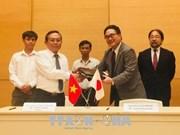 Japón financia proyectos educativos y médicos de Vietnam