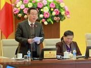 Comité Permanente del Parlamento vietnamita debate sobre borrador de Ley de Competencia (enmendada)