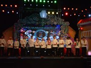 Chefs de ocho países compiten en Festival de Gastronomía de Hoi An