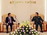 Vietnam y Camboya por promover intercambio de delegaciones y capacitación de funcionarios