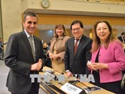Vietnam participa en Día Internacional de la Francofonía en Ginebra