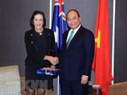 Premier vietnamita recibe a dirigentes de Nueva Gales del Sur