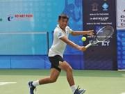 Tenista vietnamita para la semifinal del Torneo India F3 Futures