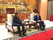 Hanoi e Irlanda cooperan en desarrollo de agricultura de alta tecnología