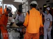 Trasladan a tiempo a pescador enfermo a tierra firme para tratamiento médico