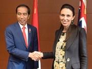 Nueva Zelanda e Indonesia se comprometen a fortalecer los lazos económicos