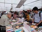 Efectúan décima edición de Feria del libro de Ciudad Ho Chi Minh