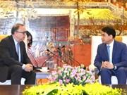 Hanoi y Lima refuerzan cooperación