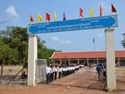Camboya aprecia contribuciones de empresas vietnamitas al desarrollo socioeconómico