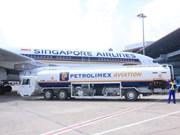 Empresa Petrolimex Aviation reconocida como la mejor marca vietnamita