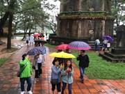 Evalúan uso sostenible del paisaje natural que rodea tumba de la dinastía Nguyen