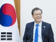 Visita a Vietnam de presidente de Sudcorea permitir definir cooperación futura