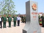 Cao Bang acogerá intercambio amistoso de defensa fronteriza Vietnam-China