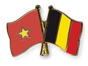 Dirigentes vietnamitas y belgas intercambian felicitaciones por aniversario de relaciones diplomáticas