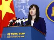 Vietnam rechaza categóricamente regulaciones de pesca de China