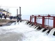 Vietnam y Sudcorea firman acuerdo de cooperación hidráulica