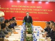 Vietnam propone a Tanzania firma de acuerdo para evitar doble impuesto