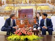 Hanoi coopera con Suiza en transporte público