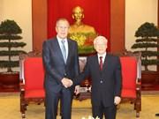 Confianza política sirve como base para cooperación Vietnam-Rusia