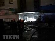 Trece muertos por incendio en condominio en Ciudad Ho Chi Minh