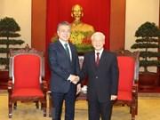 Vietnam es un socio muy importante de Sudcoera en Sudeste Asiático, afirma Moon Jae-in
