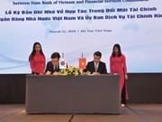 Vietnam y Sudcorea refuerzan cooperación en sector financiero