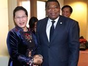 Destacan papel de Vietnam como miembro activo de IPU