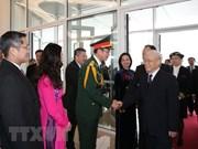 Partido Comunista de Francia concede importancia a relaciones con Vietnam