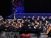Gran sinfonía de Mozart se representará en Vietnam