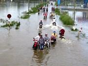 UNDP y Japón promueven ensayo contra desastres naturales en escuela vietnamita