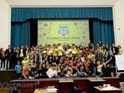 Estudiantes vietnamitas en Reino Unido fomentan intercambio de conocimientos