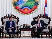 Premier de Laos aprecia cooperación en materia de inspección con Vietnam
