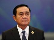 Premier tailandés advierte que desorden amenaza elecciones pacíficas