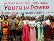 Día de ASEM 2018 destaca papel de los jóvenes frente a los desafíos globales
