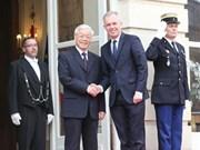Vietnam aspira a continuar recibiendo asistencia de la Asamblea Nacional de Francia