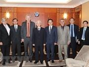 Partido Comunista de Francia fortalecerá solidaridad con Vietnam