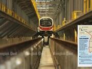Tailandia aprueba proyecto ferroviario que une aeropuertos internacionales