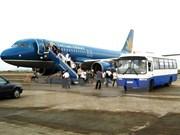 Vietnam Airlines inaugura nueva ruta con destino a Seúl