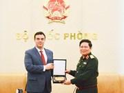Embajador de Israel promete profundizar lazos con Vietnam en materia defensiva