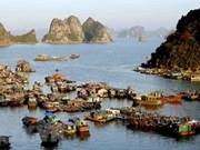Provincia vietnamita de Quang Ninh atrajo a casi cinco millones de turistas en primer  trimestre