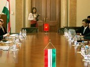 Vietnam y Hungría impulsan cooperación en sector jurídico