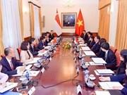 Vietnam y Singapur fomentan colaboración multisectorial