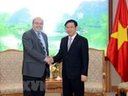 Vietnam fortalece cooperación con FMI