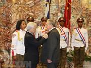 La amistad entre Cuba y Vietnam ha superado la prueba del tiempo, afirmó Raúl Castro